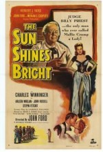 The Sun Shines Bright (1953) afişi