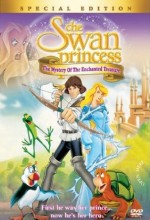 The Swan Princess: The Mystery Of The Enchanted Kingdom (1998) afişi