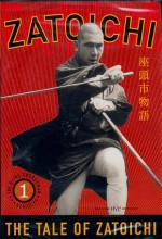 The Tale Of Zatoichi (1962) afişi