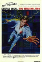 The Terminal Man (1974) afişi