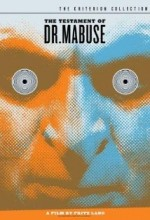 The Testament Of Dr. Mabuse (1933) afişi