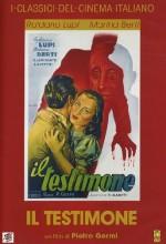 The Testimony (1946) afişi