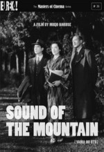 The Thunder Of The Mountain (1954) afişi