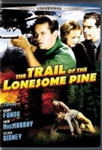 The Trail Of The Lonesome Pine (1936) afişi
