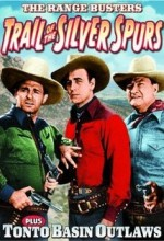 The Trail Of The Silver Spurs (1941) afişi