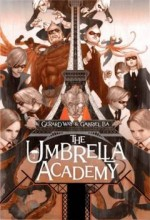 The Umbrella Academy (2012) afişi