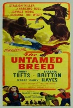 The Untamed Breed (1948) afişi