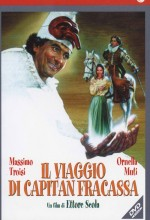 The Voyage Of Captain Fracassa (1990) afişi