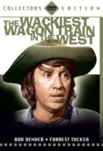 The Wackiest Wagon Train In The West (1976) afişi