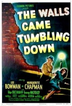 The Walls Came Tumbling Down (1946) afişi