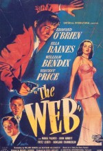 The Web (1947) afişi