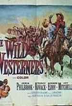 The Wild Westerners (1962) afişi