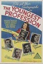 The Youngest Profession (1944) afişi