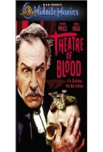 Theatre Of Blood (1973) afişi