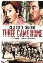 Three Came Home (1960) afişi