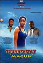 Thunderbolt: Magun (2001) afişi