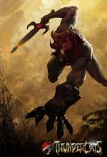 Thundercats (2014) afişi