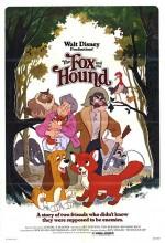 Tilki Ve Avcı Köpeği (1981) afişi