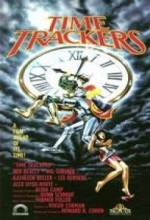 Time Trackers (1989) afişi