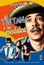 Tin Tan Y Las Modelos (1960) afişi