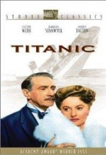 Titanic (II) (1953) afişi