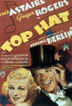 Top Hat (1935) afişi