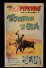 Torero Por Un Día (1963) afişi