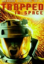 Trapped In Space (1994) afişi