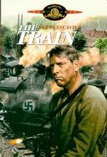 Tren (1964) afişi