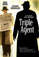 Triple Agent (2004) afişi