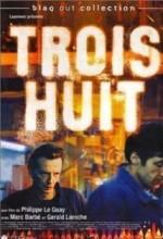 Trois Huit (2001) afişi