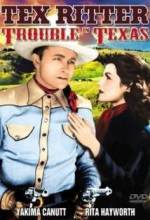 Trouble In Texas (1937) afişi