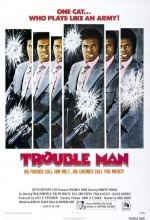 Trouble Man (1972) afişi