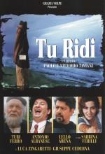 Tu Ridi (1998) afişi