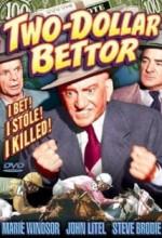 Two Dollar Bettor (1951) afişi
