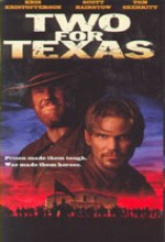 Two For Texas (1998) afişi