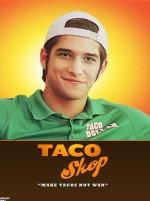 Taco Shop (2014) afişi