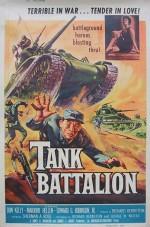 Tank Taburu (1958) afişi