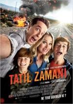 Tatil Zamanı (2015) afişi