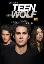 Teen Wolf Sezon 3 (2013) afişi
