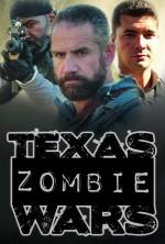 Texas Zombie Wars (2015) afişi