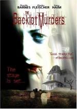 The Backlot Murders (2002) afişi