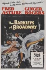 The Barkleys Of Broadway (1949) afişi