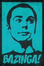 The Big Bang Theory Sezon 10 (2016) afişi