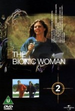 The Bionic Woman Sezon 2 (1977) afişi