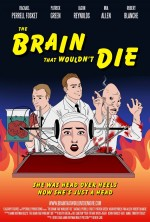 The Brain That Wouldn't Die! (2018) afişi