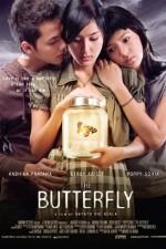 The Butterfly (2007) afişi