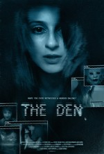 The Den (2013) afişi