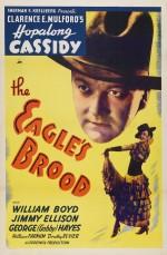the eagle's brood (1935) afişi