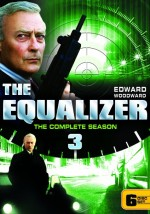 The Equalizer Season 3 (1987) afişi